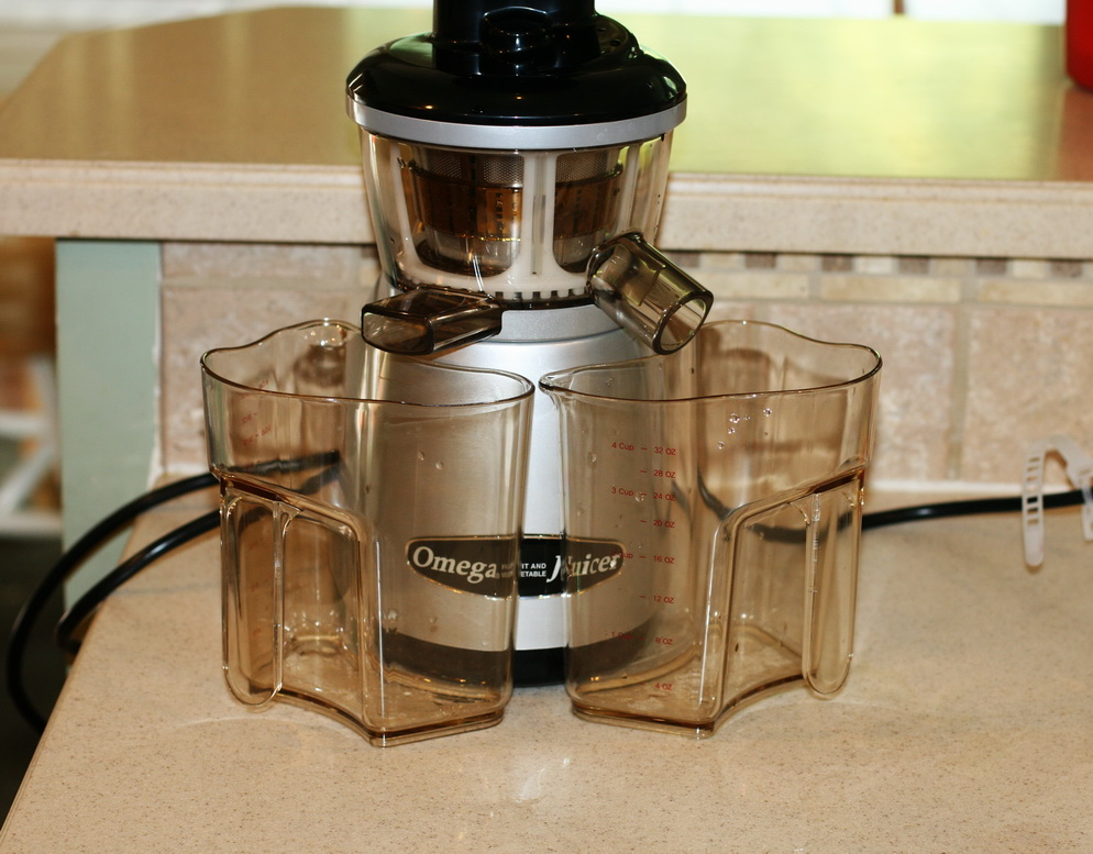 Omega Vrt350 Vertical Masticating Hd Juicer : The Omega vert vrt350 HD Juicer Love It! DoubleBugs